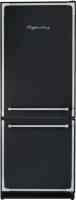 Холодильник с морозильником Kuppersberg NRS 1857 ANT Silver -