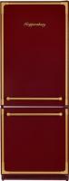 Холодильник с морозильником Kuppersberg NRS 1857 BOR Bronze -