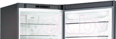 Холодильник с морозильником Kuppersberg NRS 1857 ANT Bronze