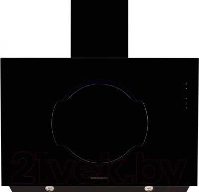 Вытяжка декоративная Kuppersberg F 926 BL