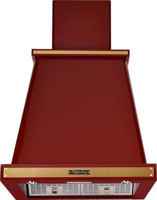 Вытяжка купольная Kuppersberg T 669 BOR Bronze