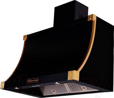 Вытяжка купольная Kuppersberg T 939 ANT Bronze