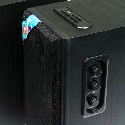Мультимедиа акустика Dialog Blues AB-41B (черный)