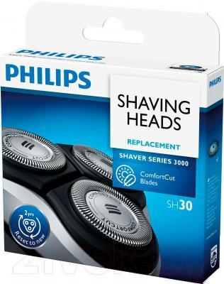 Лезвия для электробритвы Philips SH30/50