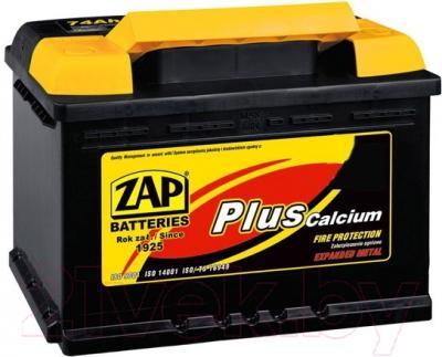 Автомобильный аккумулятор ZAP Plus 575 19 L (75 А/ч)