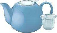 Заварочный чайник Peterhof PH-10055 (голубой) -