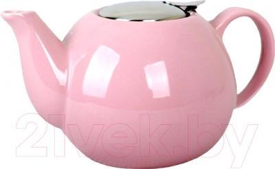 Заварочный чайник Peterhof PH-10055 (розовый)