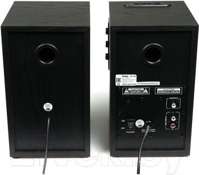 Мультимедиа акустика Dialog Blues AB-43B (черный)