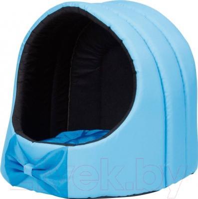 Домик для животных Ami Play Exclusive AMI494 (S, голубой)