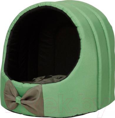Домик для животных Ami Play Exclusive AMI497 (S, зеленый)