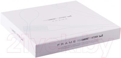 Набор столовых приборов Sambonet Frame 18/10 ( 24пр)