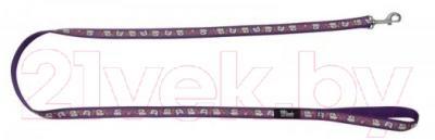 Поводок Ami Play Wink AMI043 (M, фиолетовый)
