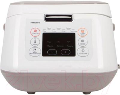 Мультиварка Philips HD4726/03 - вид спереди