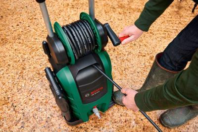 Мойка высокого давления Bosch AQT 45-14 X (0.600.8A7.401)