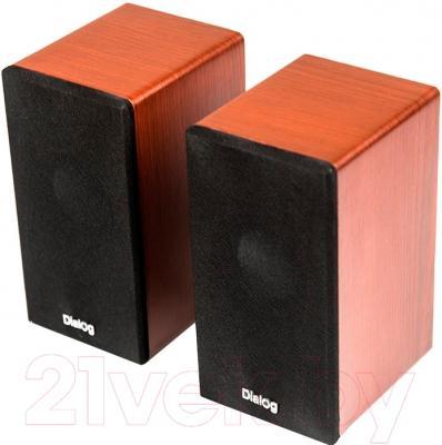 Мультимедиа акустика Dialog AST-20UP (вишня)