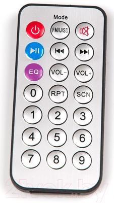 Мультимедиа акустика Dialog AD-07 (черный)