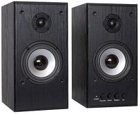 Мультимедиа акустика Dialog W-204 (черный) -