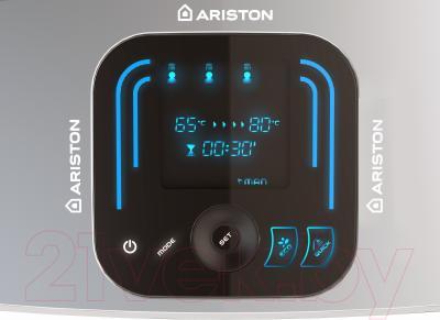 Накопительный водонагреватель Ariston ABS VLS Evo Inox QH 100