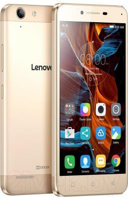 Смартфон Lenovo K5 / A6020A40 (золото)