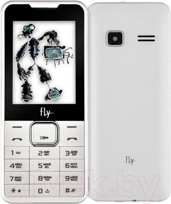 Мобильный телефон Fly FF243 (белый)