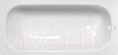 Ванна стальная ВИЗ-Сталь Donna Vanna 120x70 (белая орхидея)