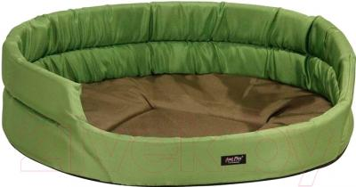 Лежанка для животных Ami Play Exclusive AMI416 (M, зеленый)