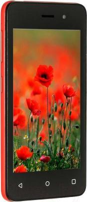 Смартфон Fly FS405 Stratus 4 (красный)