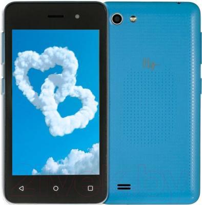 Смартфон Fly FS405 Stratus 4 (синий)