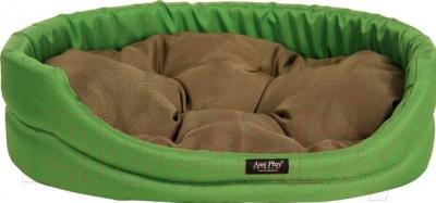 Лежанка для животных Ami Play Exclusive AMI433 (S, зеленый)