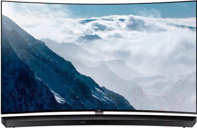 Домашний кинотеатр Samsung HW-J8500R - пример использования с телевизором
