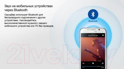 Домашний кинотеатр Samsung HW-K650