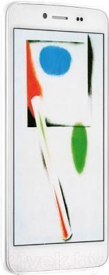 Смартфон Fly Nimbus 7 / FS505 (белый/золото)