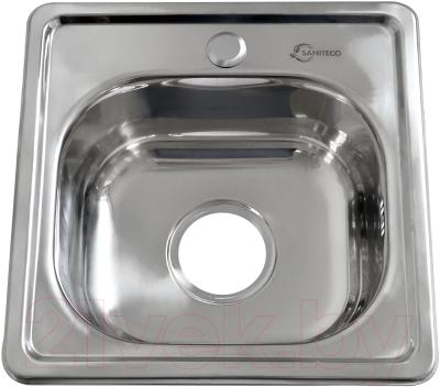 Мойка кухонная Saniteco WY-3838