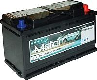 Лодочный аккумулятор TAB Motion Pasted 105 (105 А/ч) -