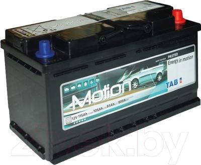 Лодочный аккумулятор TAB Motion Pasted 105 (105 А/ч)