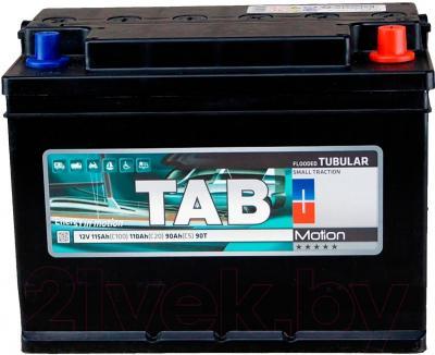 Лодочный аккумулятор TAB Motion Tubular 122812 (110 А/ч)