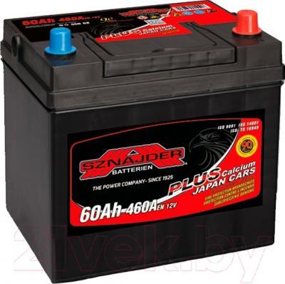 Автомобильный аккумулятор Sznajder Japan 60 JR (60 А/ч)