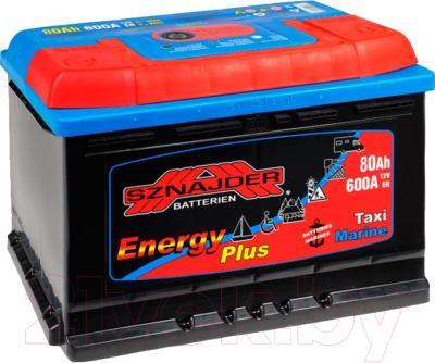 Автомобильный аккумулятор Sznajder Energy Plus R 80 (80 А/ч)