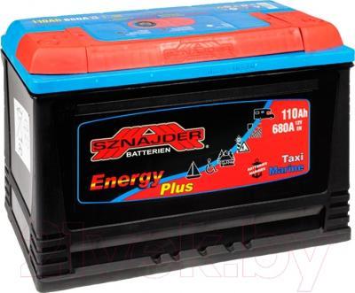 Автомобильный аккумулятор Sznajder Energy 110 R 961 07 (110 А/ч)