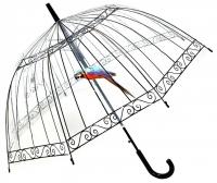 Зонт-трость Bradex Пташка в клетке SU 0010 -