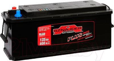 Автомобильный аккумулятор Sznajder Truck Plus 635 93 (135 А/ч)