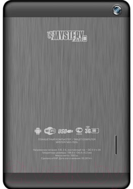 Планшет Mystery MID-783G
