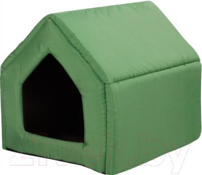 Домик для животных Ami Play Exclusive AMI516 (L, зеленый)