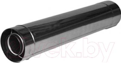Дымоход для котла Daewoo DGB-80C-EXT-L1000 1м (80/110)