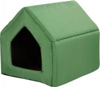 Домик для животных Ami Play Exclusive AMI515 (M, зеленый) -