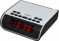 Радиочасы Rolsen CR-100W (белый) -
