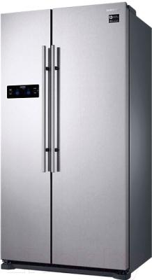 Холодильник с морозильником Samsung RS57K4000SA