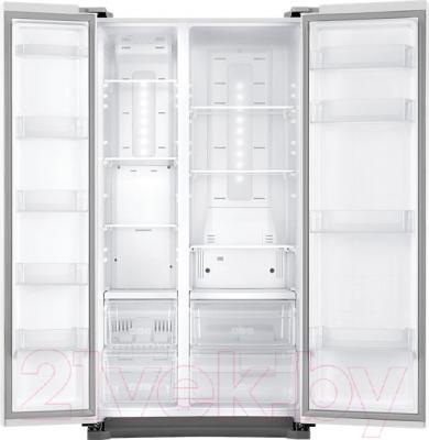 Холодильник с морозильником Samsung RS57K4000WW