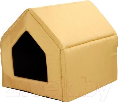 Домик для животных Ami Play Exclusive AMI508 (S, желтый)