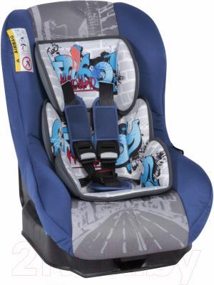 Автокресло Lorelli Beta Plus 2016 Blue Graffiti (10070781691)
